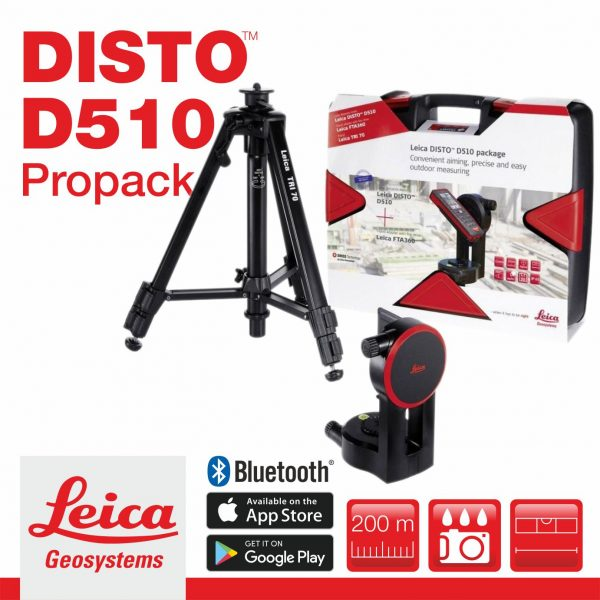 Leica Disto D510 Propack