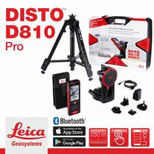 Leica Disto D810 Propack