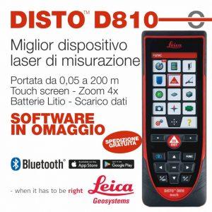 Leica Disto D810