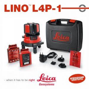 Leica Disto - Lino L4P1