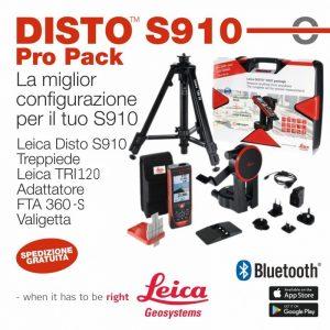 Leica Disto S910 ProPack