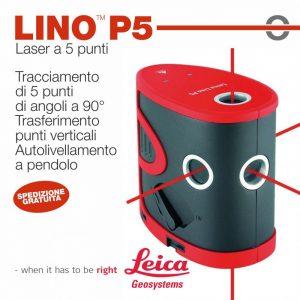 Leica Lino P5